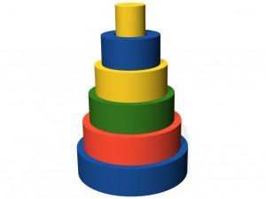 Мягкие строительные наборы,конструкторы,дидактические наборы от производителя