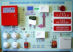 Проектирование монтаж и обслуживание систем безопастности
